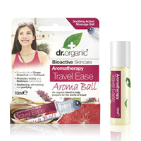 Dr Organic Travel Ease Aroma Ball 10Ml