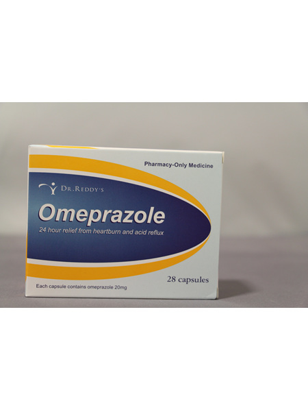 Dr Reddy Omeprazole 20mg 28 Caps