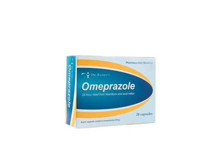 Dr Reddy Omeprazole 20mg 28 Caps