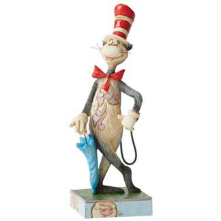 Dr Seuss Cat in a Hat figure