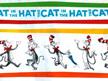 Dr Seuss - Cat In The Hat - Strip