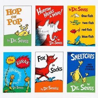 Dr Seuss - Celebrate Seuss - Adventure Panel