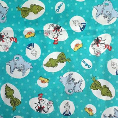 Dr Seuss - Celebrate Seuss Turquoise