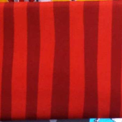 Dr Seuss - Celebration Scarlett Stripe