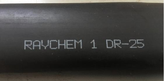 DR25 heatshrink from Kiwi Connectors