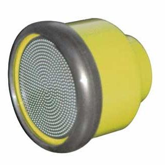 Dramm Water Breaker 750 Hole Plastic Lemon Head
