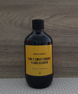 Dream Eco Cleaning Floor Cleaner 500ml Pine and Sweet Orange