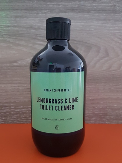 Dream Eco  Cleaning Toilet Cleaner 500ml Lemongrass and Lime