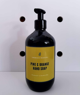 Dream Eco Handwash Pine and Orange 500mls
