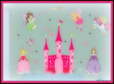 """Dream Fairy Princess Castle"""