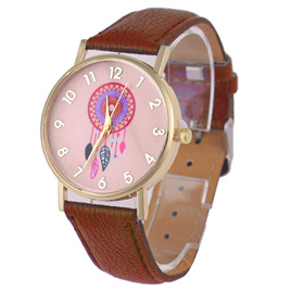 DREAMCATCHER WATCH - BROWN