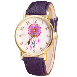DREAMCATCHER WATCH - PURPLE