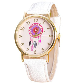 DREAMCATCHER WATCH - White