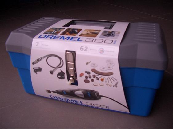 Dremel 300-362 Hgh Speed Rotary Tool Ki