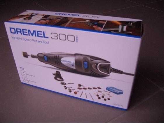 Dremel 300 Series Multi - Tool