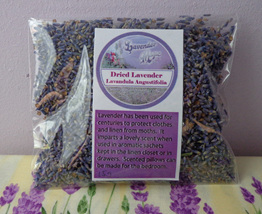 Dried Lavender - 15g
