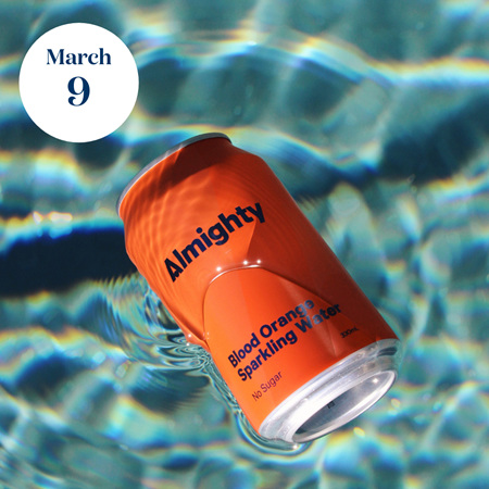 Drink Almighty | 9 March