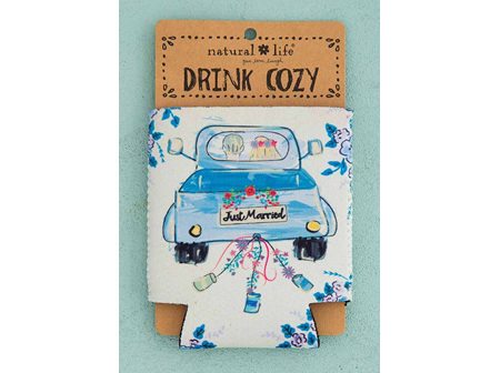 Drink Cozy - Just Married