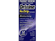 DRIXINE No Drip Moist. Pump Spray 15ml