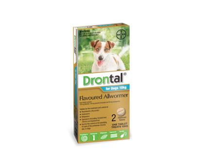 Drontal Allwormer Dog