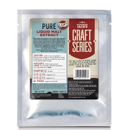 Dry and Liquid Malt Extract