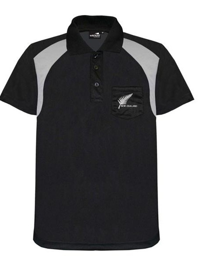 Dry Fit Men's Fern Polo