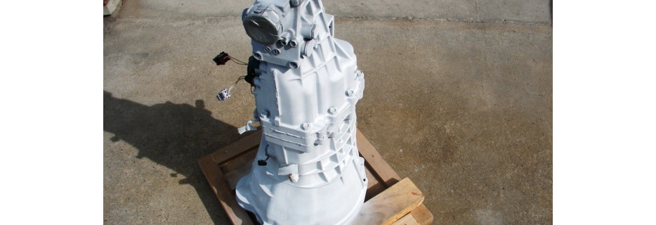 TSD Coated Gearbox