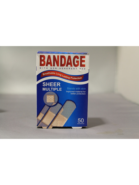 DT Bandage display 6 assort