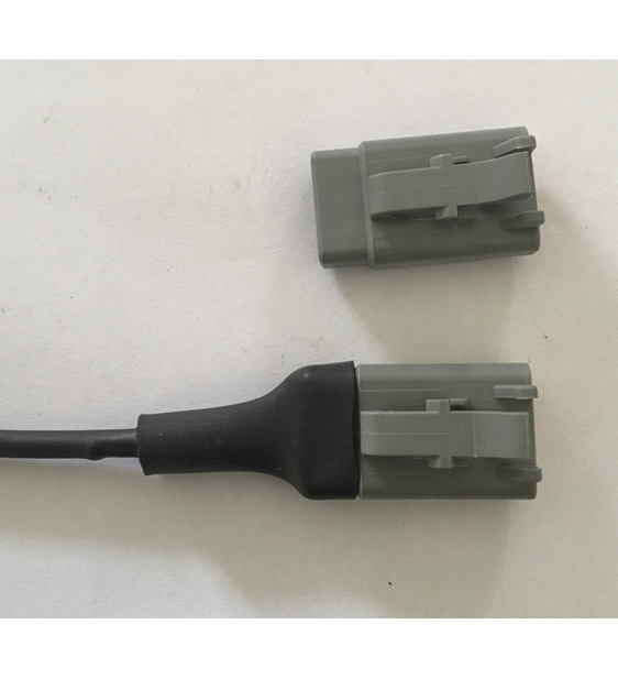 DTM 3 way with heat shrink