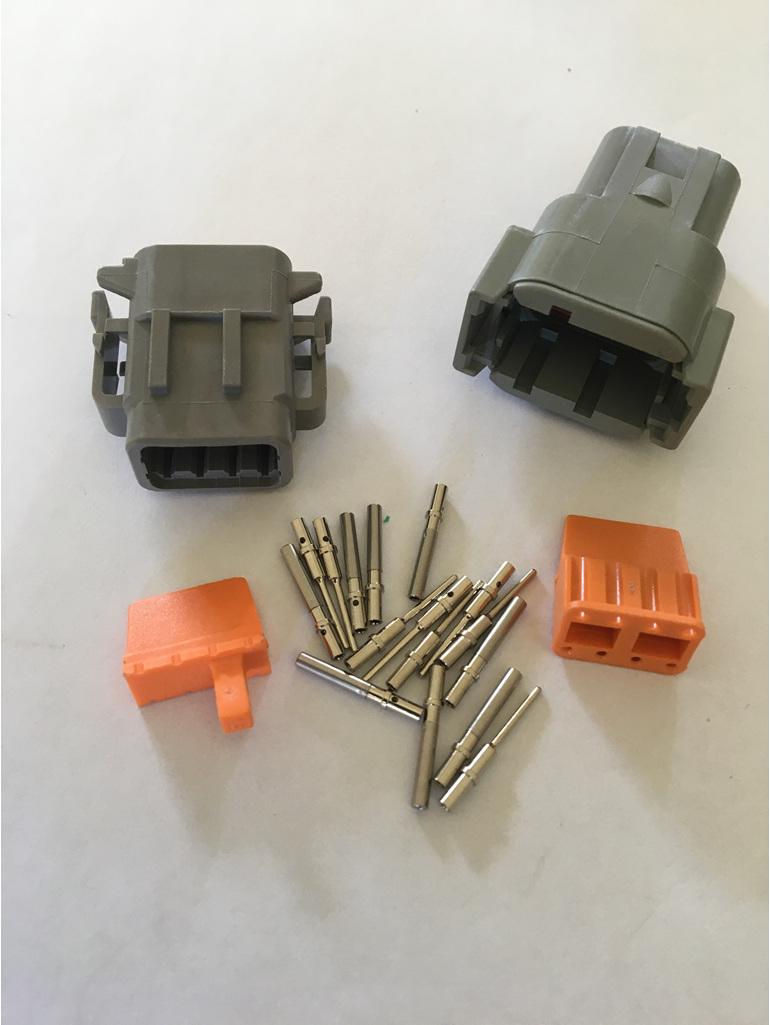 DTM combination kit  both sides