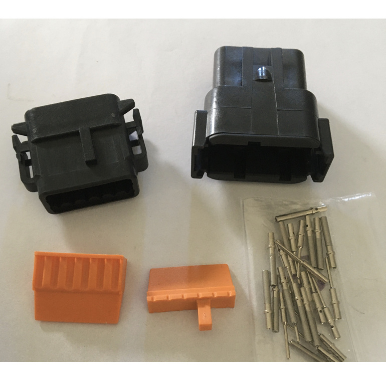 DTM combo kit in black