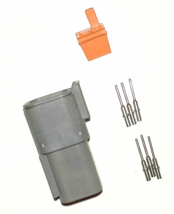 DTM04-6P kit