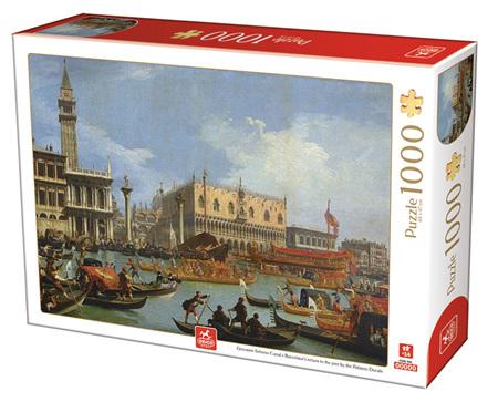 Dtoys 1000 Piece Jigsaw Puzzle:  Canaletto - Venice