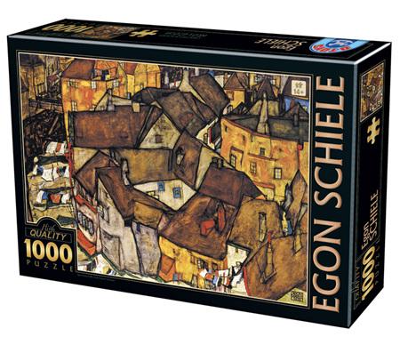 Dtoys 1000 Piece Jigsaw Puzzle:  Egon Schiele