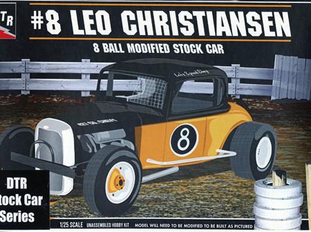 DTR 1/25 8 Ball Leo Christansen Jalopy