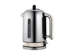 Dualit Classic Cordless Jug in Feather