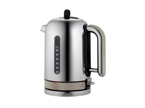 Dualit Classic Cordless Jug in Shadow