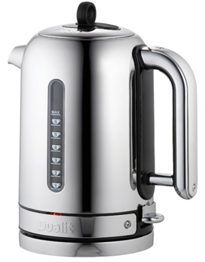 Dualit Classic Cordless Jug in Stainless Steel