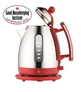 Dualit Cordless Jug in Red