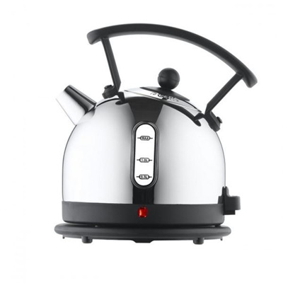 Dualit Dome Kettle Polished/Blk Handle