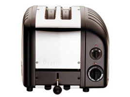 Dualit NewGen 2 Slice Toaster in Black