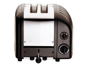 Dualit NewGen 2 Slice Toaster in Black