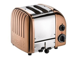 Dualit NewGen 2 Slice Toaster in Copper