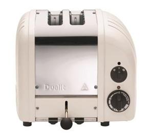 Dualit NewGen 2 Slice Toaster in Feather
