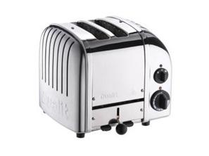 Dualit NewGen 2 Slice Toaster in Stainless Steel