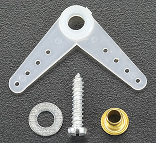 Dubro Bellcrank Assembly Micro #851
