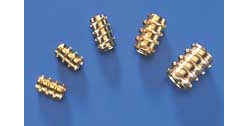 Dubro Threaded Insert 8-32 Brass #393
