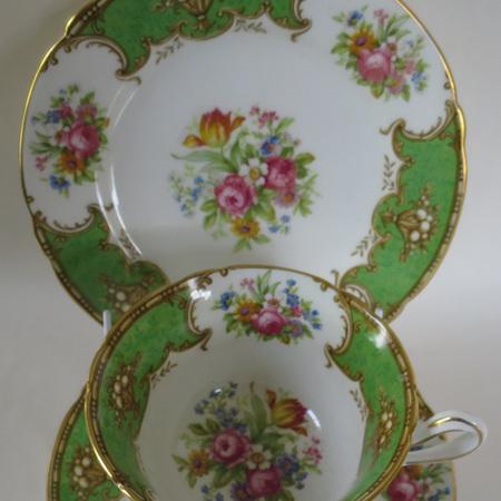 Duchess pattern trio