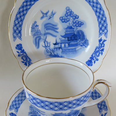 Duchess Willow pattern