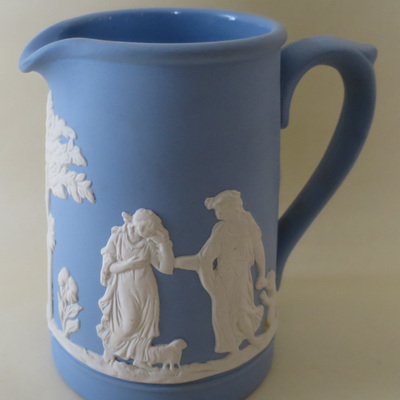 Little jasperware jug